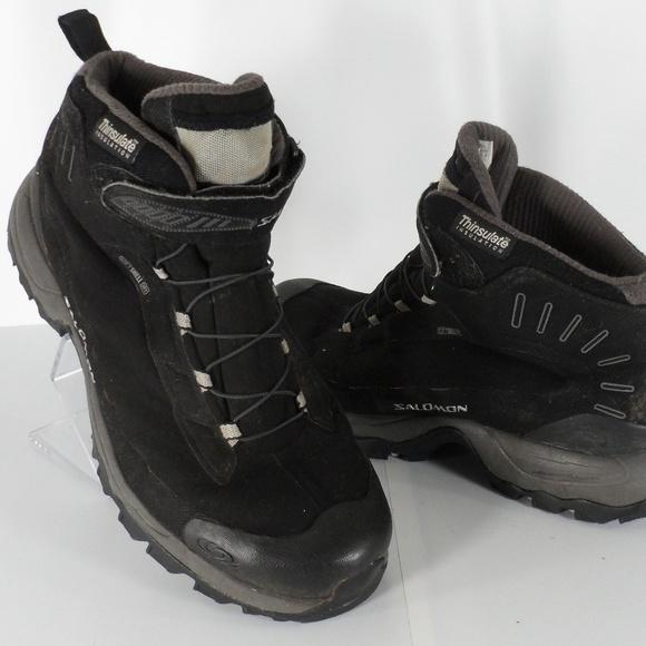 Salomon Soft Shell Thinsulate Hiking Boots